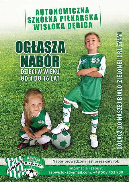 Autonomiczna szkółka piłkarska Wisłoka Dębica